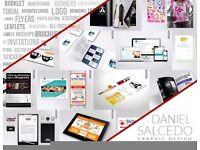 Graphic Designer - Work Wanted