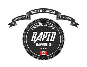 Screen Printing Custom T-Shirts & Embroidery