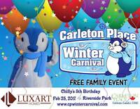 The 5th Annual Carleton Place Winter Carnival