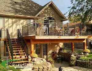 Postech Screw Pile Footings For Decks, Additions, Sunrooms! Windsor Region Ontario image 5