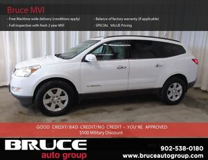 2009 Chevrolet Traverse LT 3.6L 6 CYL AUTOMATIC AWD REMOTE VEHIC