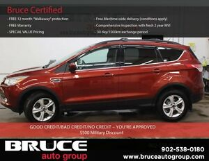 2014 Ford Escape SE 1.6L 4 CYL ECOBOOST AUTOMATIC 4WD SATELLITE