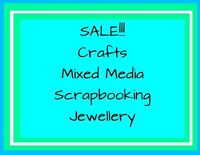 Attn: Crafters/Scrapbookers/Jewellery Designers...Moving Sale