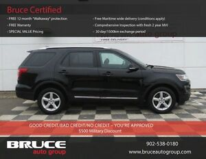 2016 Ford Explorer XLT 3.5L 6 CYL AUTOMATIC AWD SATELLITE RADIO,
