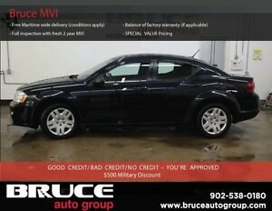 2012 Dodge Avenger 2.4L 4CYL FWD An Insurance Institute for High