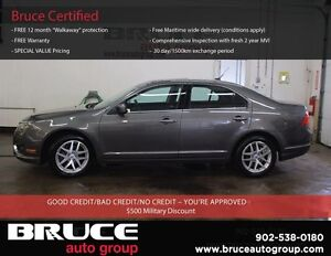 2012 Ford Fusion SEL 2.5L 4 CYL DURATEC AUTOMATIC FWD 4D SEDAN S