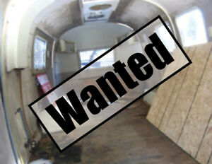 Vintage Airstream Wanted