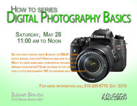 How-To Workshop Series: Digital Photography Basics