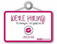 FLIRT CUSTOM LASH STUDIO is HIRING!