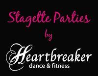 Pole Fitness Parties at Heartbreaker Dance & Fitness