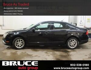 2010 Ford Fusion SEL 2.5L 4 CYL AUTOMATIC FWD 4D SEDAN