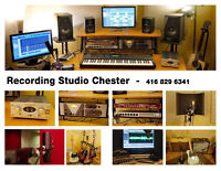 Recording Studio Services Subway Stop Loc - Great Rates Pro Gear