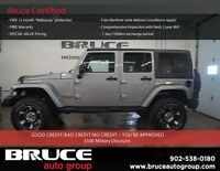 2013 Jeep Wrangler Unlimited Sahara 3.6L 6CYL 4WD MANUAL Named 2