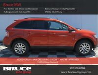 2008 Ford Edge LIMITED 3.5L 6 CYL AUTOMATIC AWD LEATHER INTERIOR