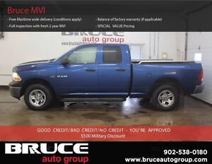 2009 Dodge RAM 1500 5.7L 8 CYL AUTOMATIC 4X4 QUAD CAB