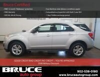 2015 Chevrolet Equinox LS 2.4L 47 CYL AWD LIKE NEW!! LESS THAN 1
