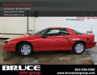 1994 Chevrolet Camaro 2D Coupe 3.4L 6CYL MANUAL Sporty and attra
