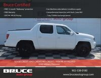 2014 Honda Ridgeline Touring CREW CAB 3.5L 6CYL 4WD SUNROOF Cons