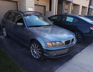 2003 BMW 325 Xi Well maintained ready for Winter