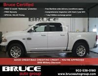 2013 Dodge RAM 1500 Laramie Longhorn NAVI/SUNROOF/AIR RIDE/LEATH