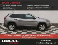 2014 Jeep Cherokee Sport JUST ARRIVED!  CLEAN AND WELL MAINTAINE