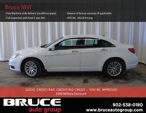 2012 Chrysler 200 Limited 3.6L 6 CYL AUTOMATIC FWD 4D SEDAN SATE