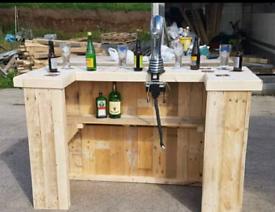 Home bar beer garden man cave gamesroom pub garage drinks counter