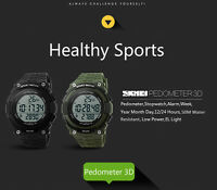 LED Sports Watch with Day Date Alarm Stopwatch Function  -  NEW