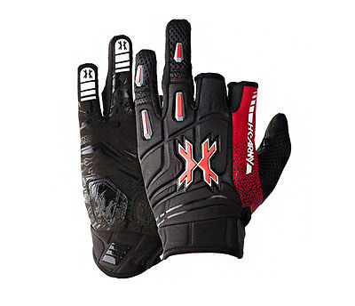 Hk Army Pro Gloves Lava - Medium - Paintball