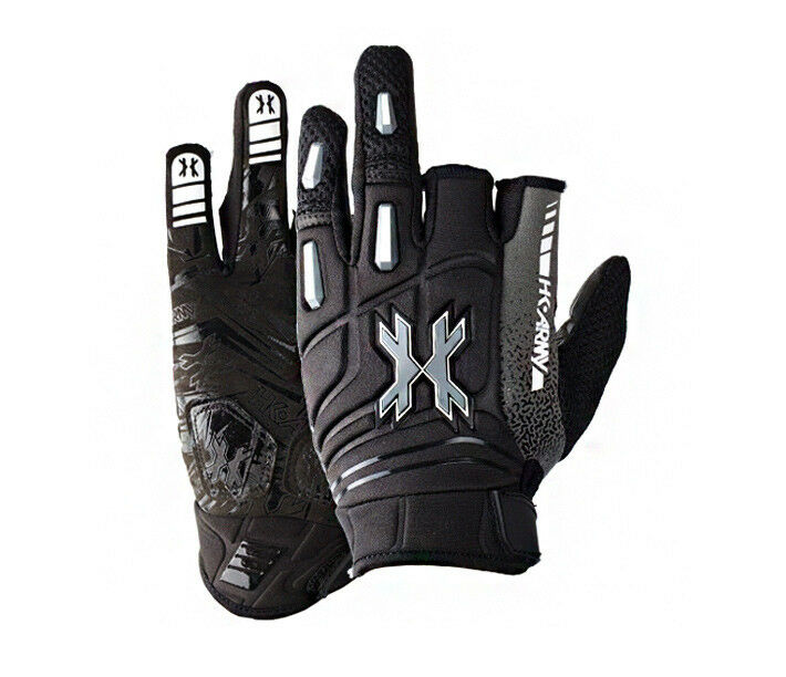 Hk Army Pro Gloves Stealth - Large - Paintball