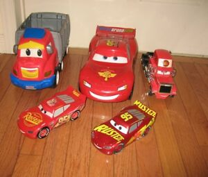 McQueen Cars, Talking Learning Phone for Babies Toddlers