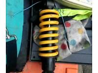 R125 parts