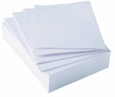 Paper Copy Multipurpose Paper 8.5 X 11 Letter Size 24lb 92 Bright 2000 Shts