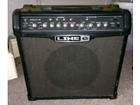Line 6 Spider IV 30 Combo Guitar Amp
