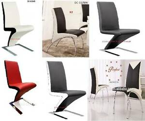 brand new 1 or 2 or 4 or 6 or 8 or 10 z design dining chairs Casula Liverpool Area Preview