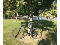 Hybrid bicycle