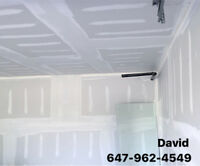 Drywall specialist. Call 647-962-4549