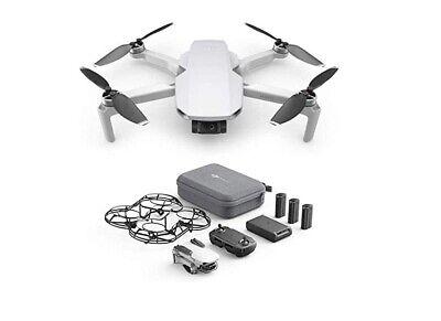 DJI Mavic Mini Fly More Combo Drohne mit 12MP, 2,7K Kamera, Quadrokopter, 249g