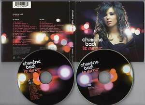 Chimene badi le miroir cd dvd digipack 2006 ebay for Chimene badi miroir