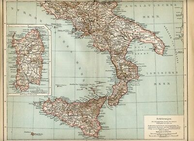 Cartina Italia 1810.Antica Mappa Vatican