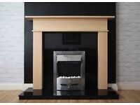 fire surround set great condition used
