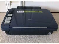Epson Stylus DX7450 All In One Printer, Photo, Copier, Scanner