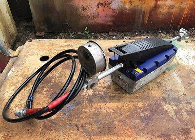 Hytorc Dk-6705 - Pump Foot Hydraulic Pneumatic High Pressure