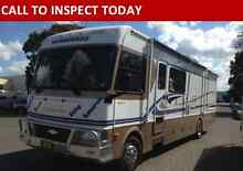 U2671 Winnebago Nullarbor 2008 Automatic, One Owner ! Penrith Penrith Area Preview