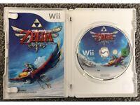 Wii Games (including Mario & Zelda)