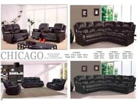 🍁🍁CLEARANCE STOCK MUST GO🍁🍁BRAND NEW CHICAGO SOFA BED🍁🍁AVAILABLE NOW🍁🍁
