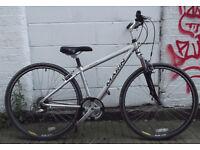 Unisex Hybrid bike MARIN alloy medium frame 16 inch SHIMANO Serviced Warranty Welcome for test ride