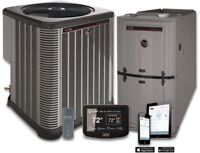 Air Conditioning and furnace installs and repairs