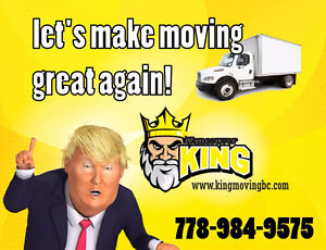 Looking to move? Vancouver moving and Junk Removal