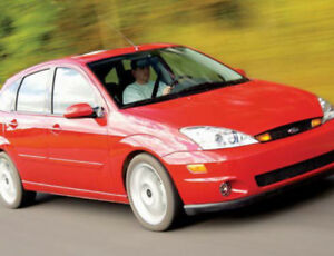 Good Condition 2003 Ford Focus Wagon